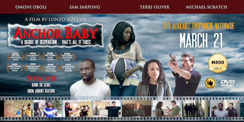 Anchor Baby Movie